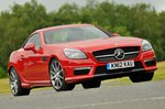 Used Porsche Boxster vs Mercedes SLK