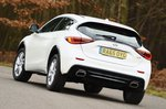 Audi A3 Sportback vs BMW 1 Series vs Infiniti Q30