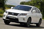 2012 Lexus RX450h F Sport review