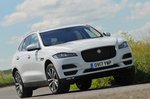 2017 Jaguar F-Pace 25d 240 review