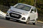 Hyundai i10 spec change