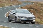 2016 Volkswagen Passat 1.6 TDI Bluemotion review