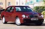 Mercedes-Benz E-Class Saloon (99 - 03)