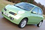Nissan Micra Hatchback (02 - 11)