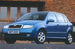 Skoda Fabia Hatchback (00 - 07)