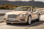 Used Bentley Continental GTC 11-present