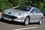 Peugeot 407 Coupe (04 - 11)