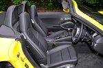 Used Porsche Boxster 12-16