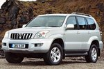 Toyota Land Cruiser 4x4 (03 - 09)