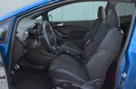 Ford Fiesta ST 2021 driving position