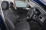 Ssangyong Rexton 2021 interior front seats