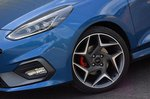 2019 Ford Fiesta ST alloy