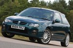 MG Rover ZR Hatchback (01 - 05)
