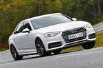 Audi A4 Saloon (15 - present)