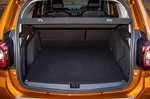Dacia Duster 2021 boot space