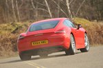 Used Porsche Cayman 13-16