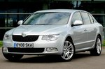 Skoda Superb Hatchback (08 - 15)