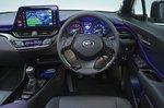 Used Toyota C-HR 2016-present