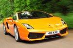 Lamborghini Gallardo Coupe (03 - 14)