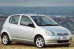 Toyota Yaris Hatchback (99 - 03)