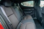 Mazda Mazda3 2019 RHD rear seats