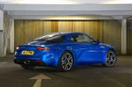 Alpine A110 rear static