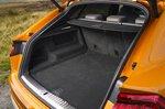 Audi Q8 boot
