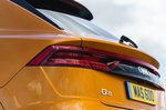 Audi Q8 rear