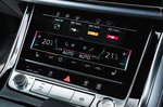 Audi Q8 infotainment