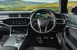 Audi A6 infotainment