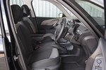 Citroën Grand C4 Spacetourer front seats