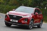 Hyundai Santa Fe front