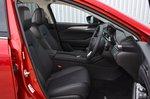Mazda 6 front seats