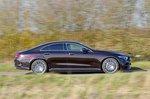 Mercedes CLS side