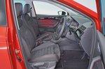 Seat Ibiza interior