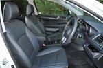 Subaru Outback front seats
