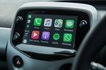 Toyota Aygo infotainment