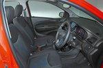 Vauxhall Viva front seats