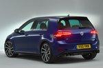 Volkswagen Golf R rear studio