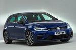 Volkswagen Golf R front studio
