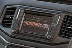 Volkswagen Amarok infotainment