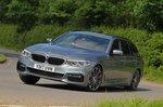 BMW 5 Series Touring 2017-present