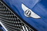 Bentley Continental GT bonnet badge