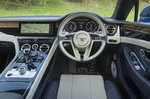 Bentley Continental GT dashboard
