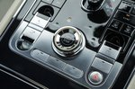Bentley Continental GT starter button