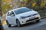 Volkswagen e-Golf 2014-present