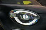 Fiat 500X LED headlight