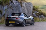 Mazda MX-5 RF static rear