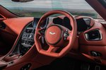 Aston Martin DBS Superleggera dashboard version two
