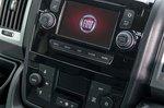 Fiat Ducato infotainment